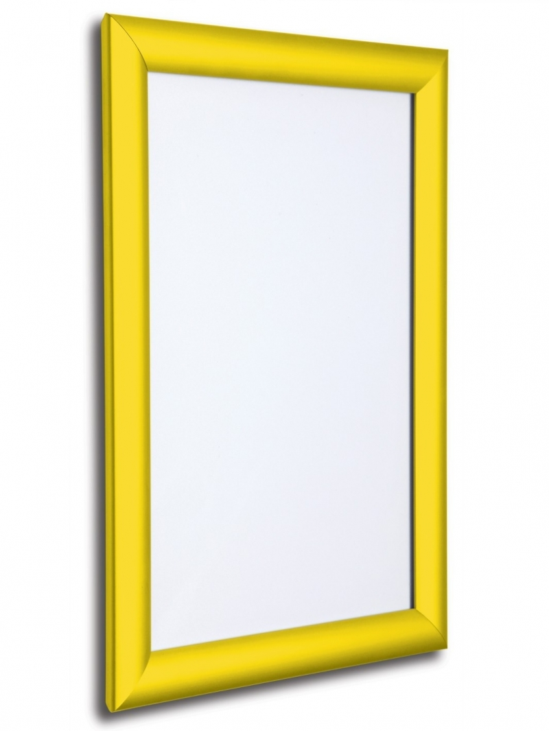 yellow snap frames - Yellow Picture Frames