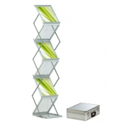 A4 Compact Brochure Stand