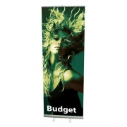 Budget Roll-up Banner + Print