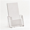 1 Pocket 1/3rd A4/DL Portrait Leaflet Holder