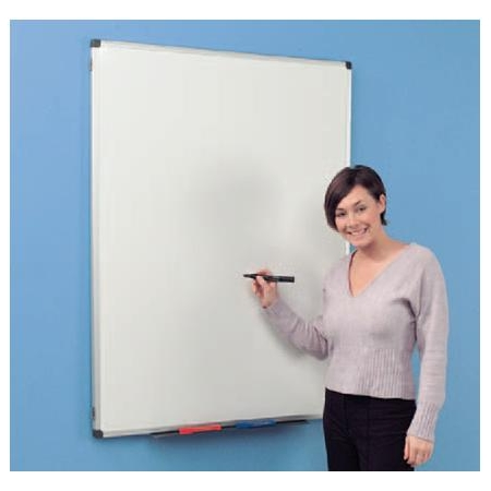 Busyboard 3 Space Saver Whiteboard