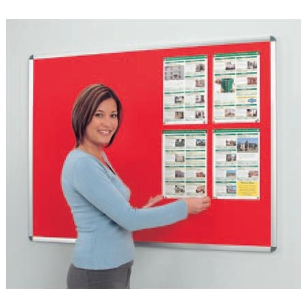 Flame Resistant Noticeboards