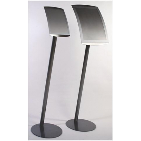 Free Standing Single Sided Dual