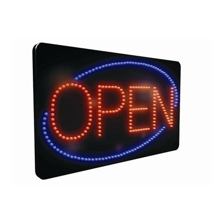 Open 1 LED Sign