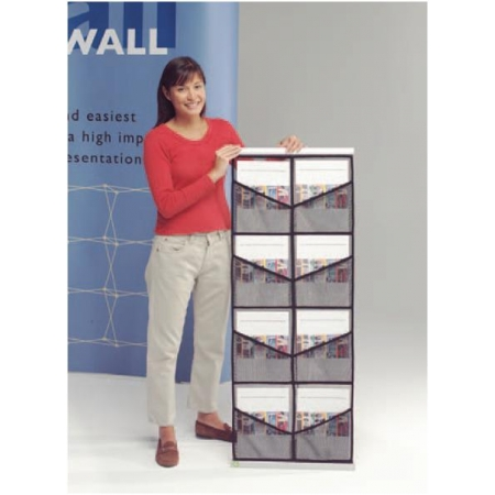 Roll-up Leaflet Dispenser