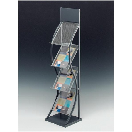 Wave Leaflet Dispenser