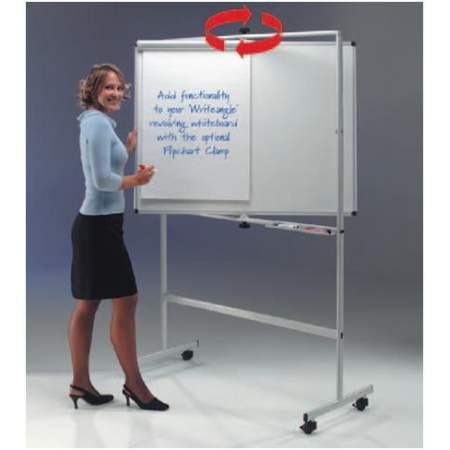 Write-angle Revolving Whiteboard