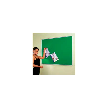 Aluminium Framed Felt or Cork Noticeboards