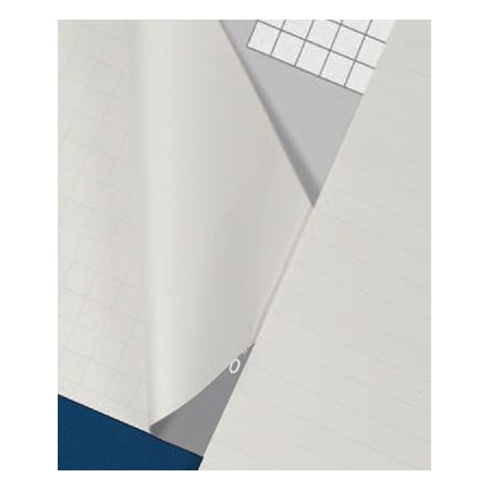Flipchart pad - 40 sheets plain