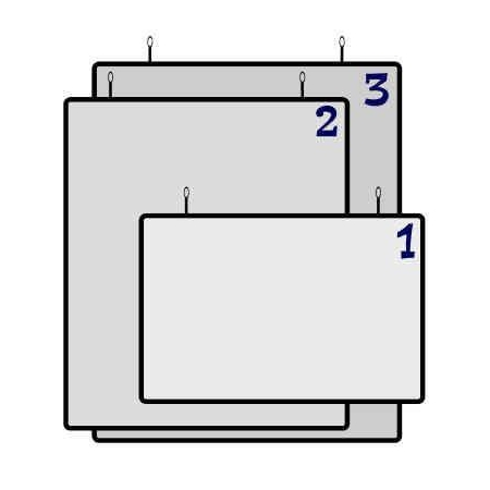 Rectangle Panel for Elegant 5