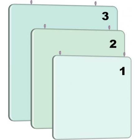 Square panel for Elegant 3