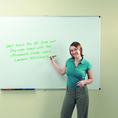 Ultra Smooth Laminate Whiteboard