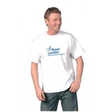 Fruit of the Loom White T-Shirt