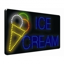 Ice-Cream LED Sign