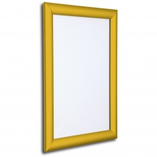 Powder Coated Gold Snap Frame
