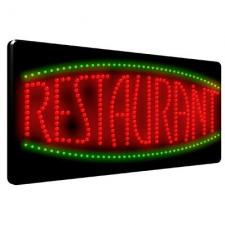 Restaurant LED Sign