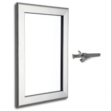 Heavy Duty Tamper Proof Snap Frames