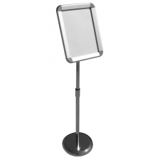 A4 Floor Standing Adjustable Poster Stand