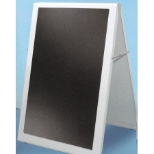 Classic Metal A-Board - Blackboard