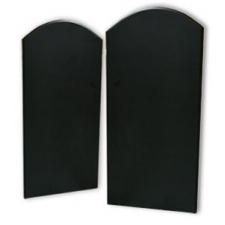 Domed Wooden Chalkboard
