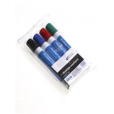 Dry-wipe marker pens