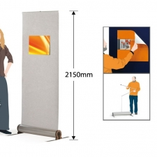 Fabric Roller Banner