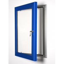 Locking Poster Cases - Choice of 13 Colours