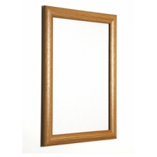 Light Wood Snap Frames
