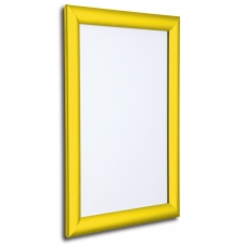 Yellow snap frame